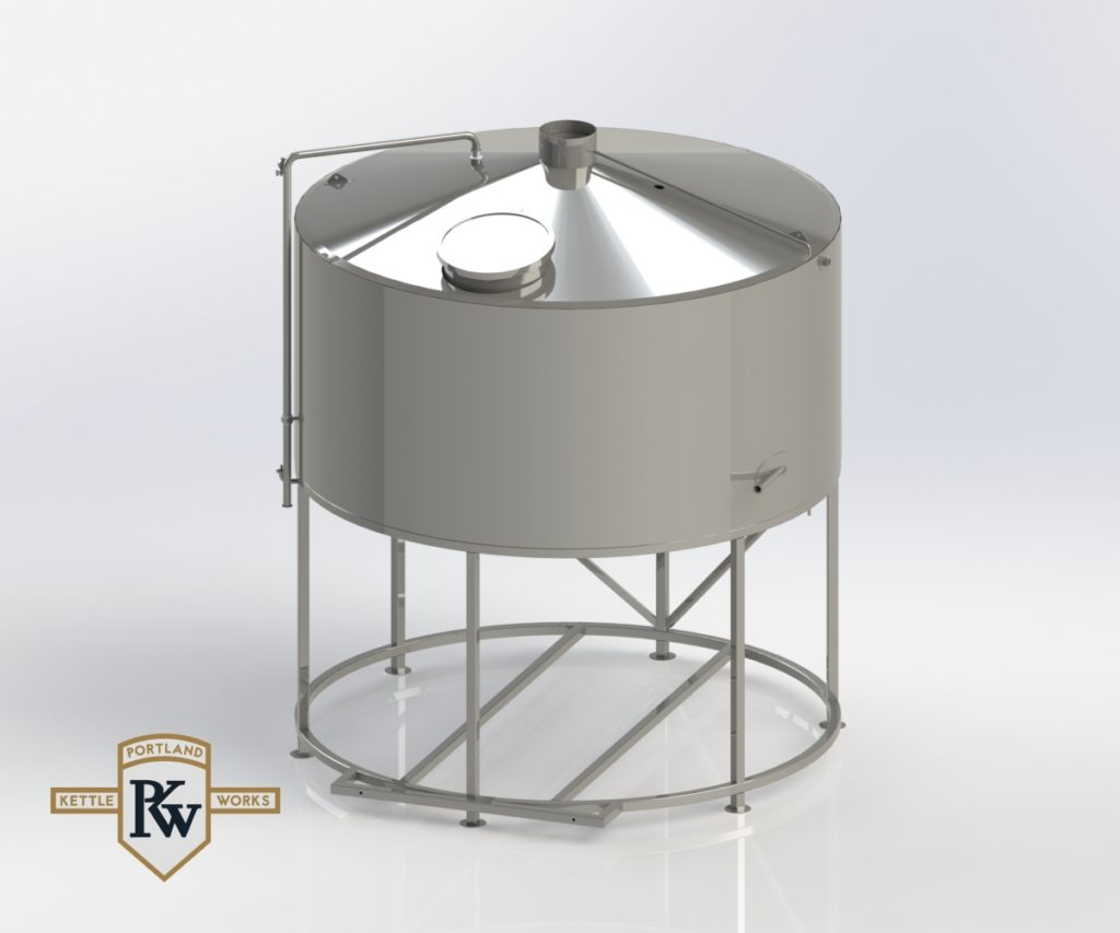 Brewery Whirlpool 3D