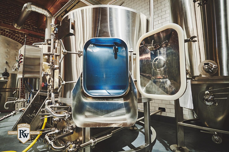 PKW Brewery Whirlpools