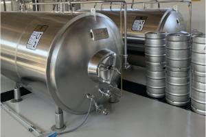 Horizontal Lagering Tanks