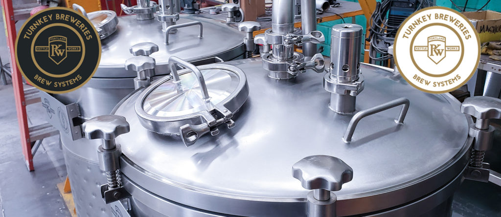 Beer Brewing Equipment from Portland Kettleworks