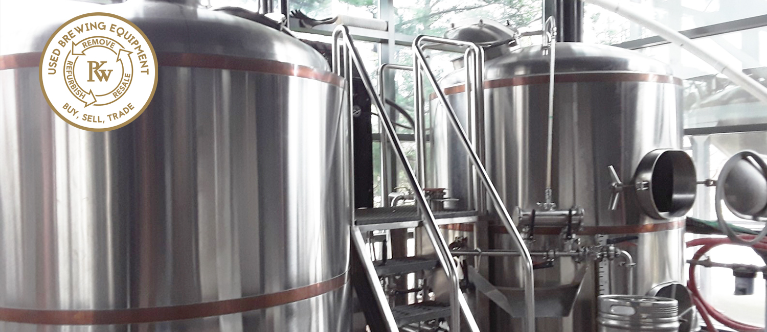 Used Brewing Equipment from Portland Kettle Works