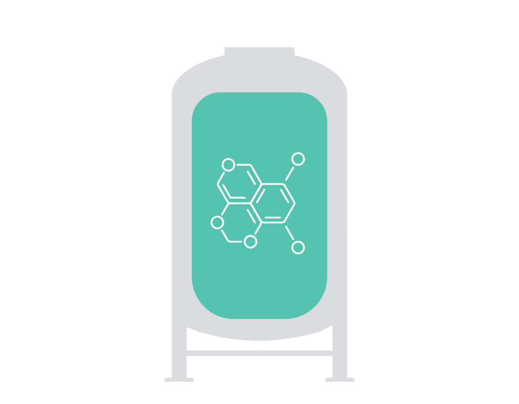 pharmacological and pharmaceutical mixing and storage tanks