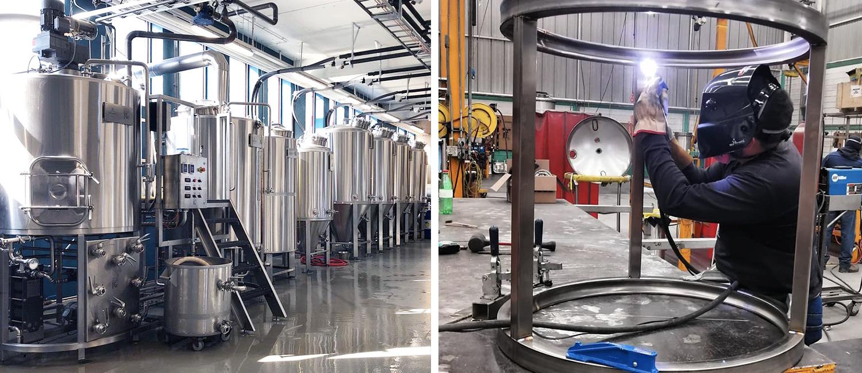 Beer Brewing Equipment Hero MTUSA