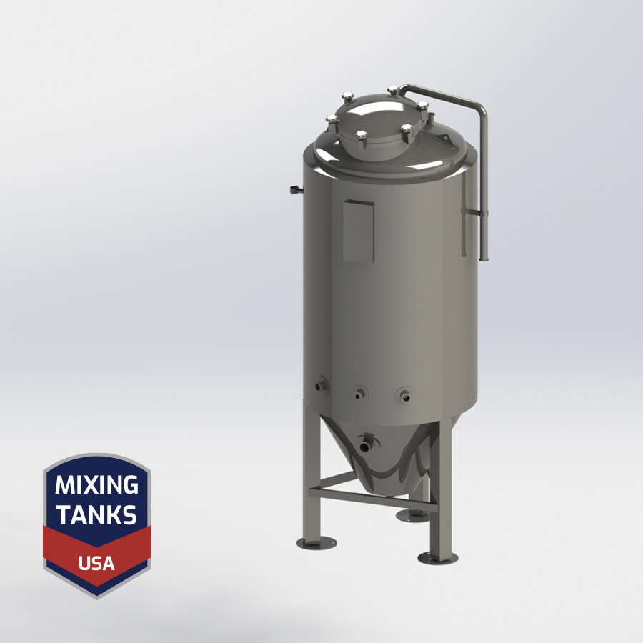 Carbonated Mixing and Storage