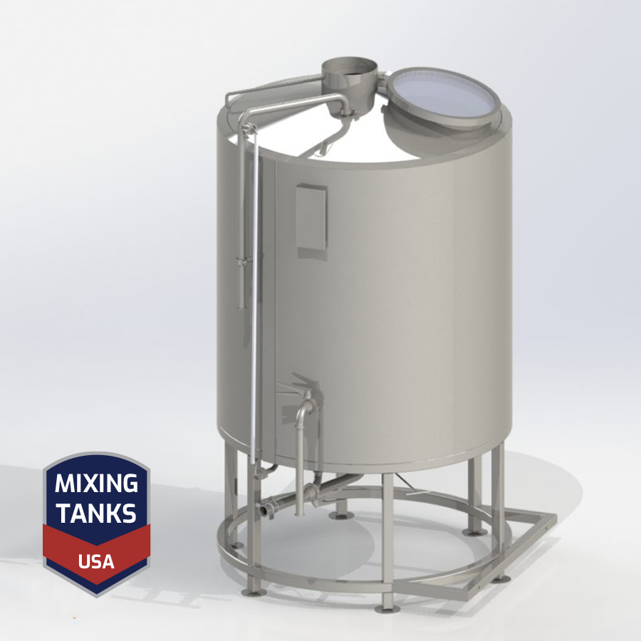 Infused Mixing and Storage Tanks