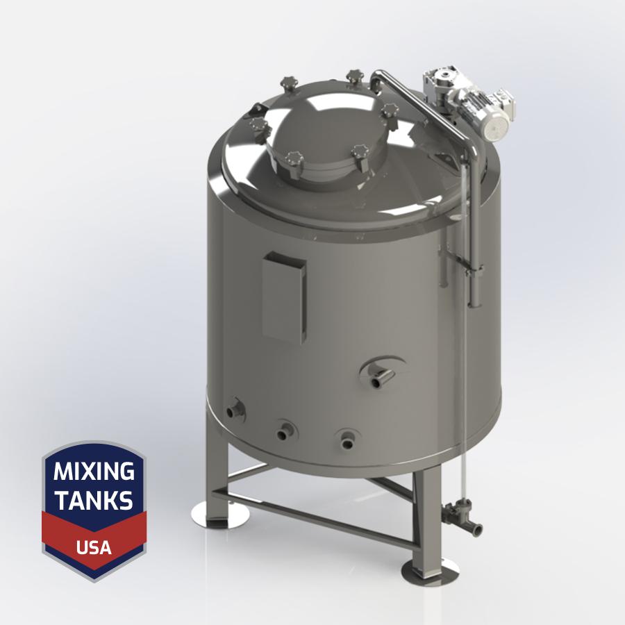 Dry Mixing Tanks