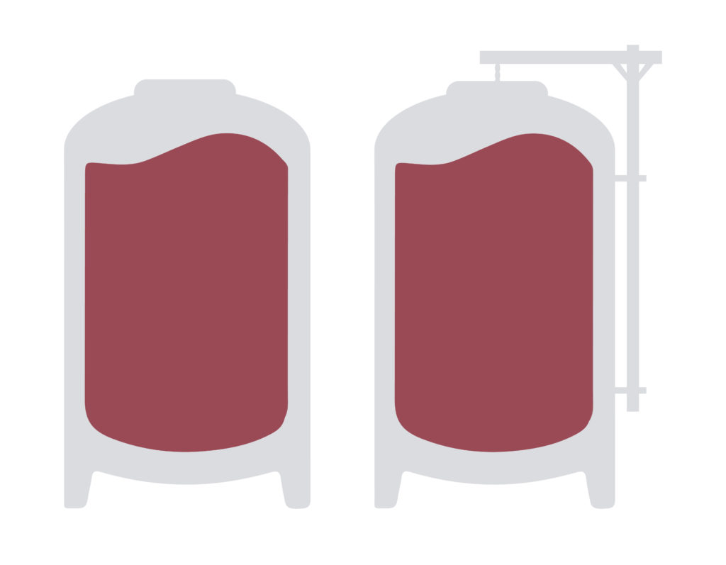 Wine tanks and totes